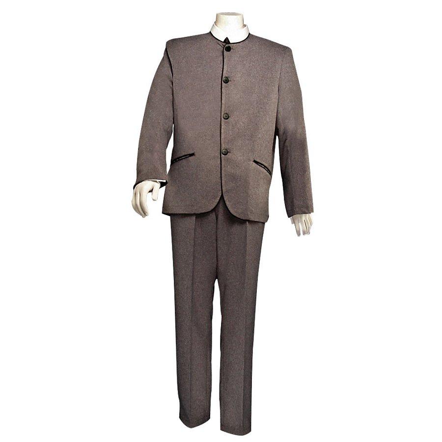 60er Anzug ´´Pilzkopf´´ grau