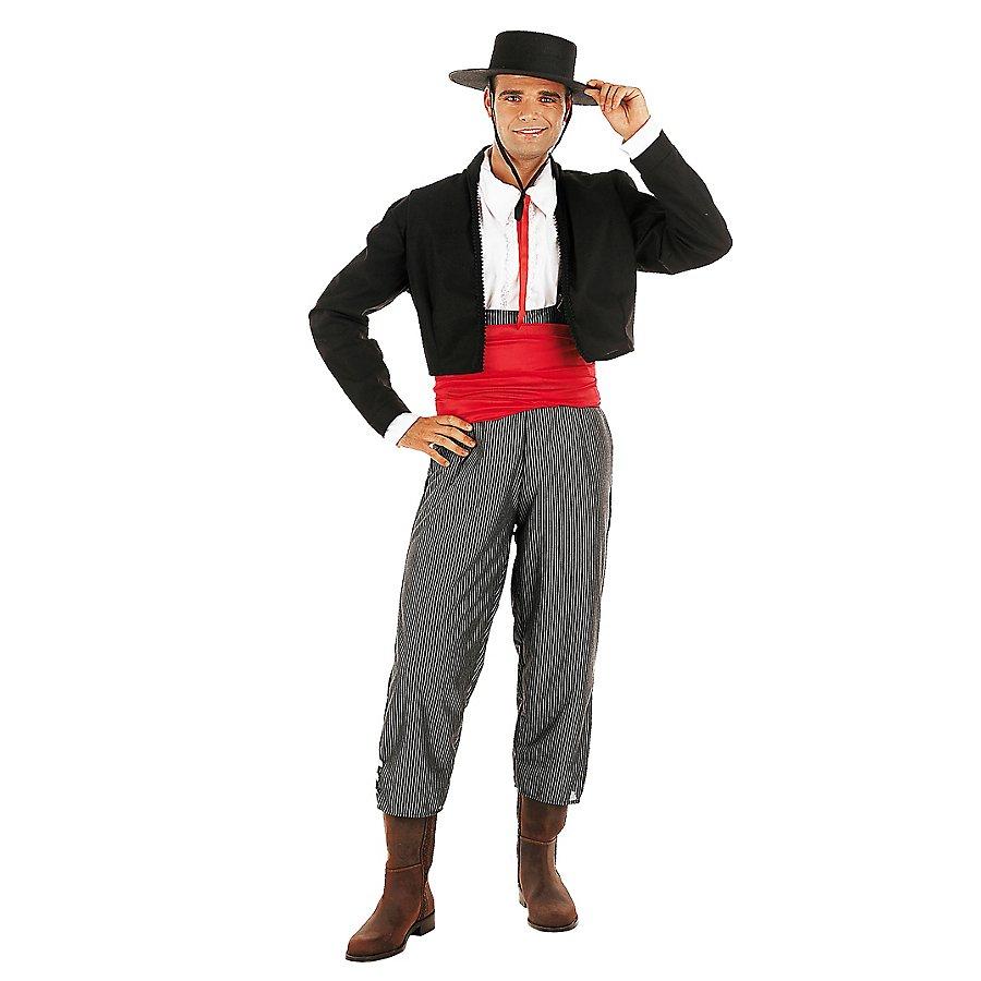 Flamenco-Tänzer Kostüm