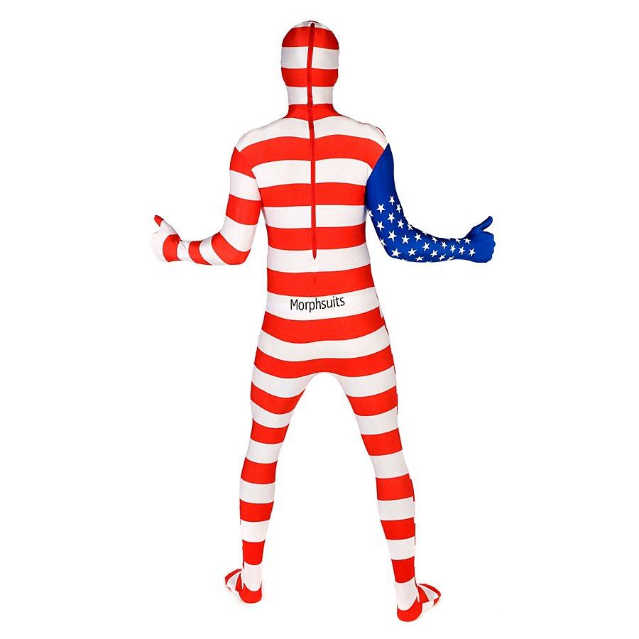 Morphsuit USA Ganzkörperkostüm
