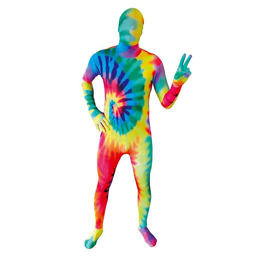 Morphsuit Hippie Ganzkörperkostüm