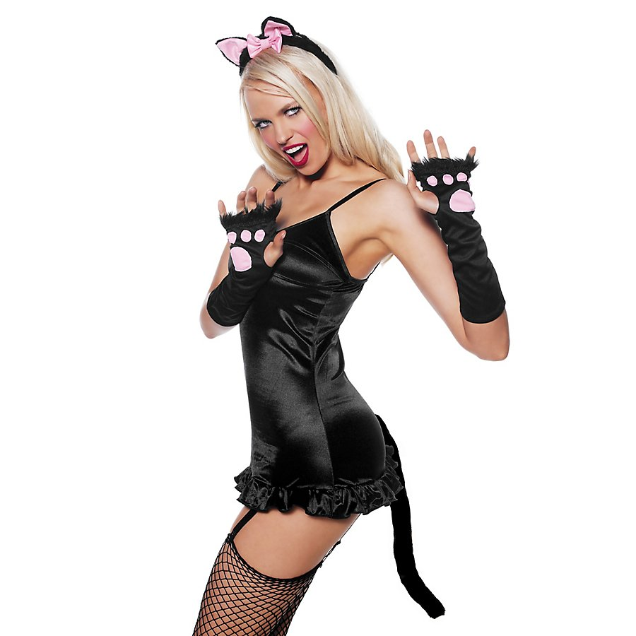 Sexy Katze Kostümset