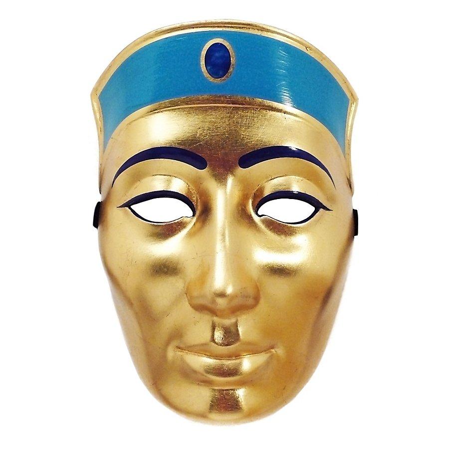 Totenmaske der Pharaonen Ägyptische Maske