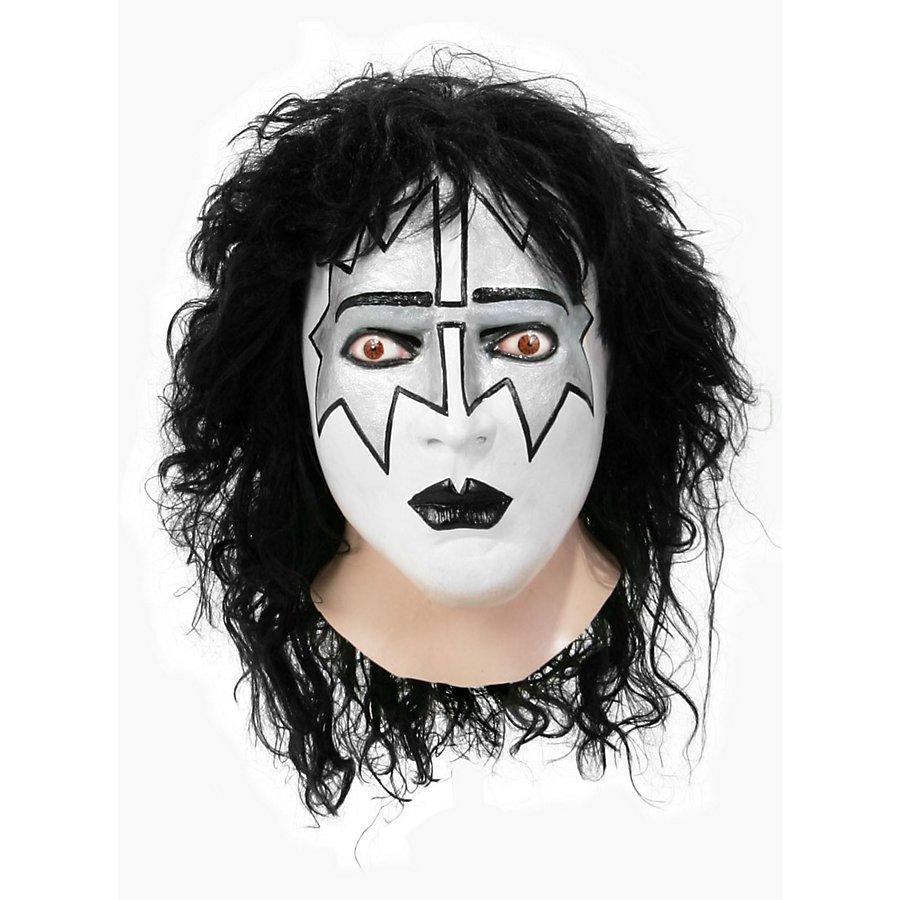 Original Kiss Spaceman Maske aus Latex