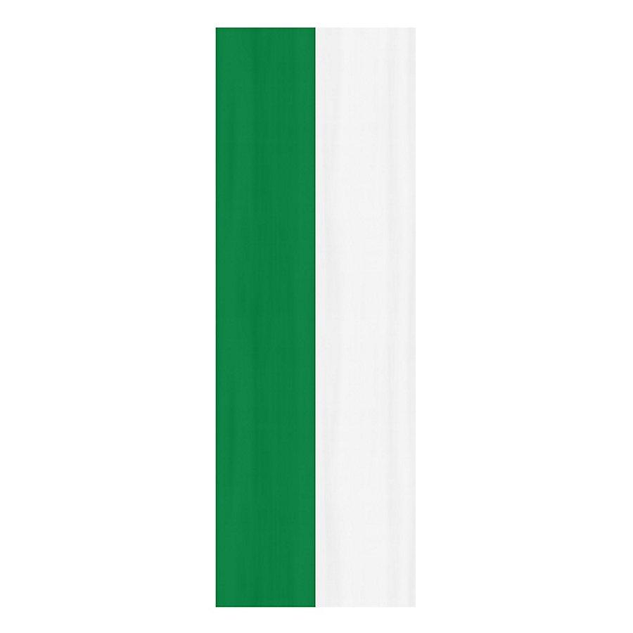 Banner grün-weiß