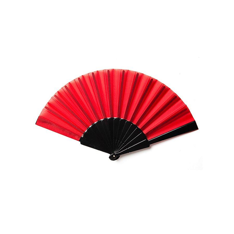 Fächer rot