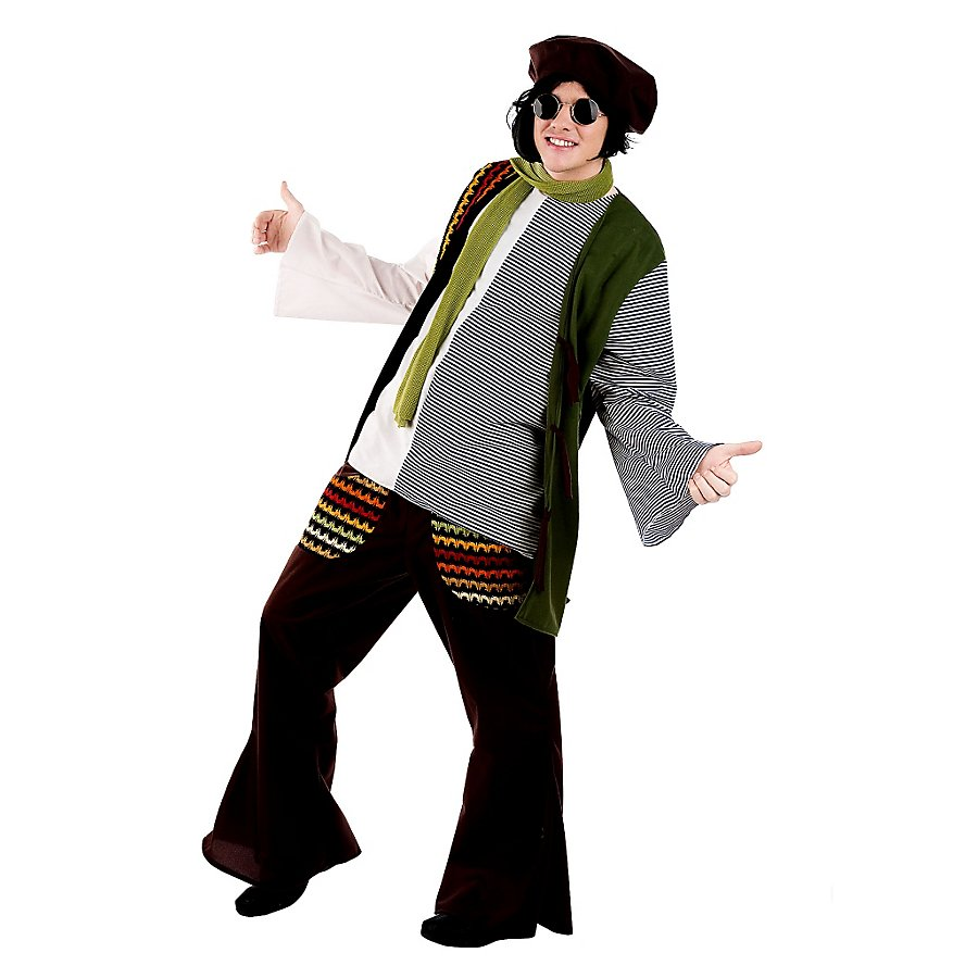 Hippie Student Kostüm