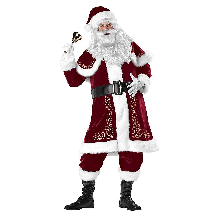 Nostalgischer Sankt Nikolaus Kostüm