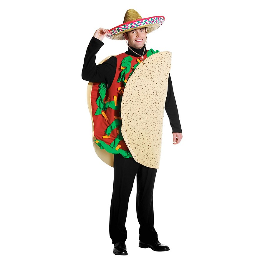 Taco Faschingskostüm