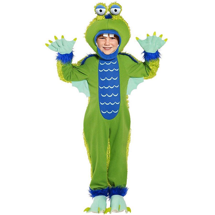 Mini Monster Sumpfechse Kinderkostüm