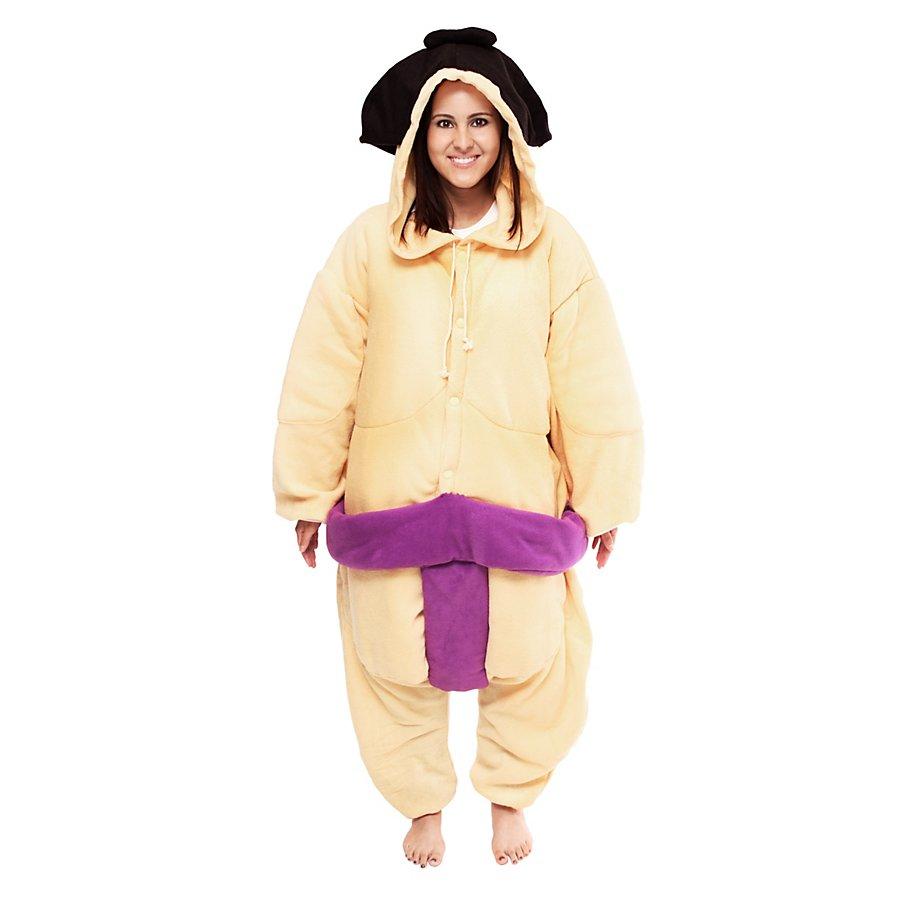 CozySuit Sumoringer Kigurumi Kostüm