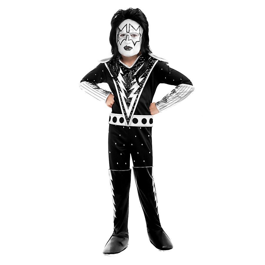 Kiss Spaceman Kinderkostüm