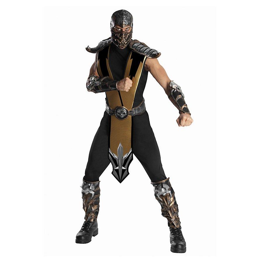 Mortal Kombat Scorpion Kostüm