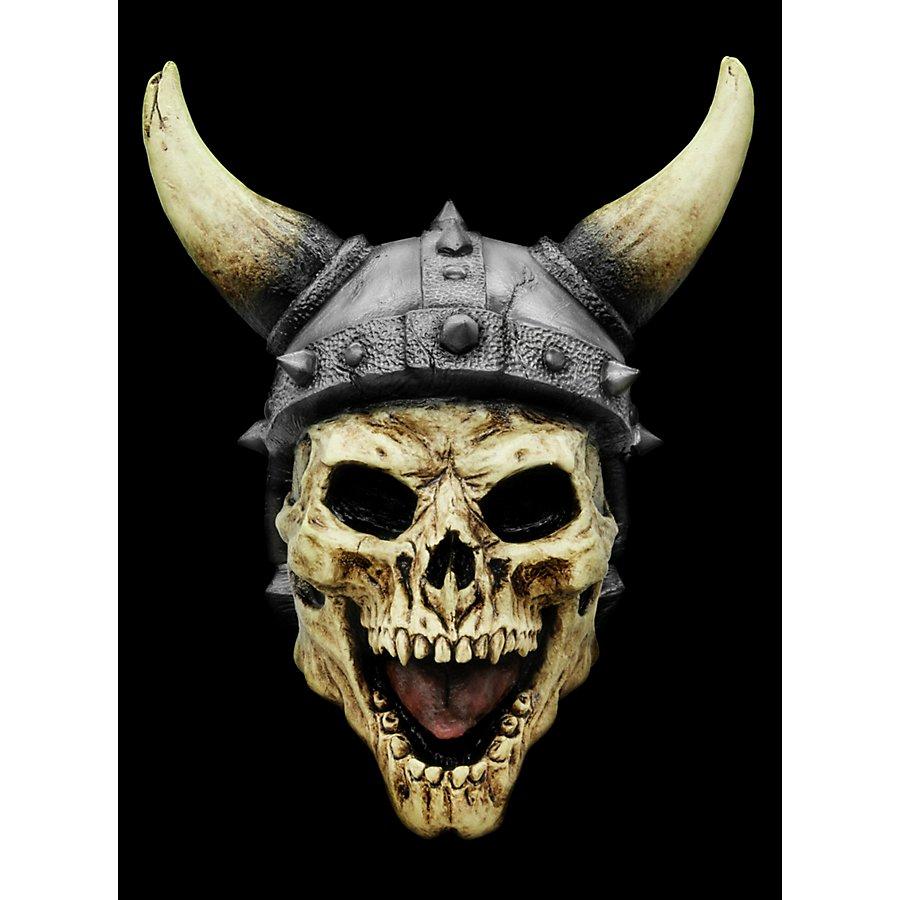 Wikinger Dämon aus Latex