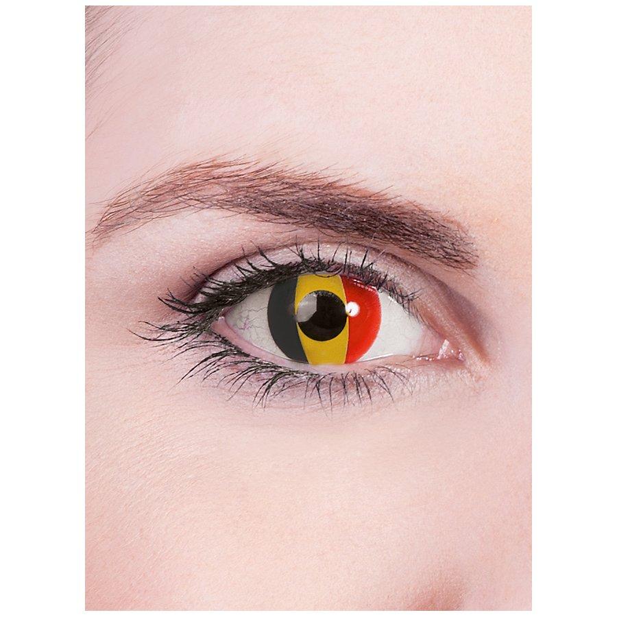 Belgien Kontaktlinsen