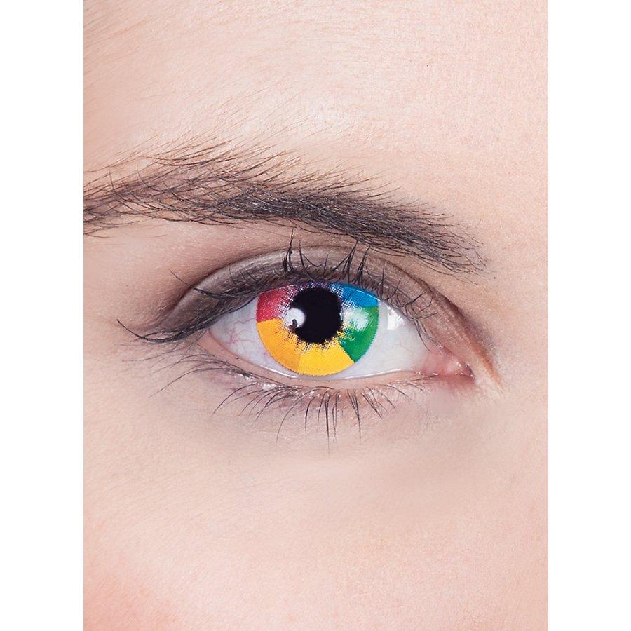 Regenbogen Kontaktlinsen