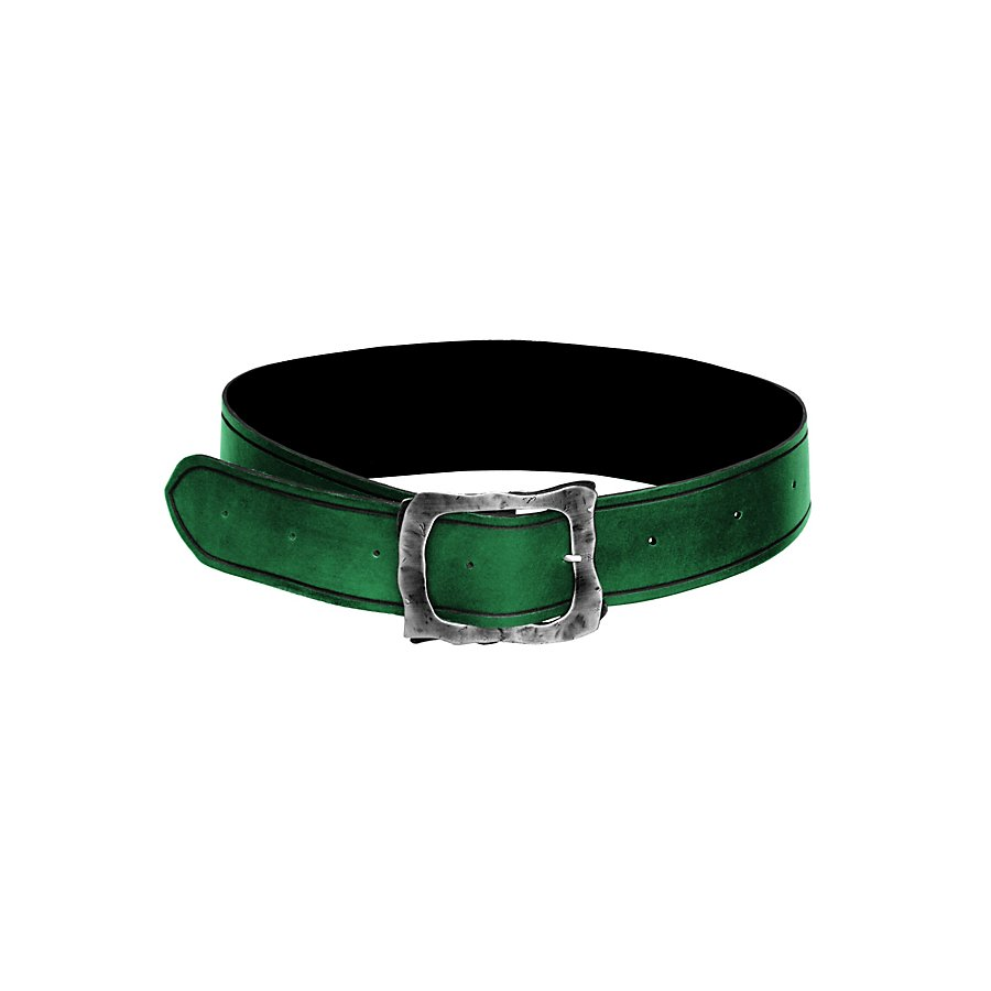 Waffengurt breit grün