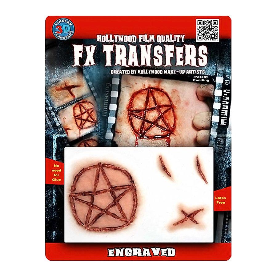 Pentagramm 3D FX Transfers