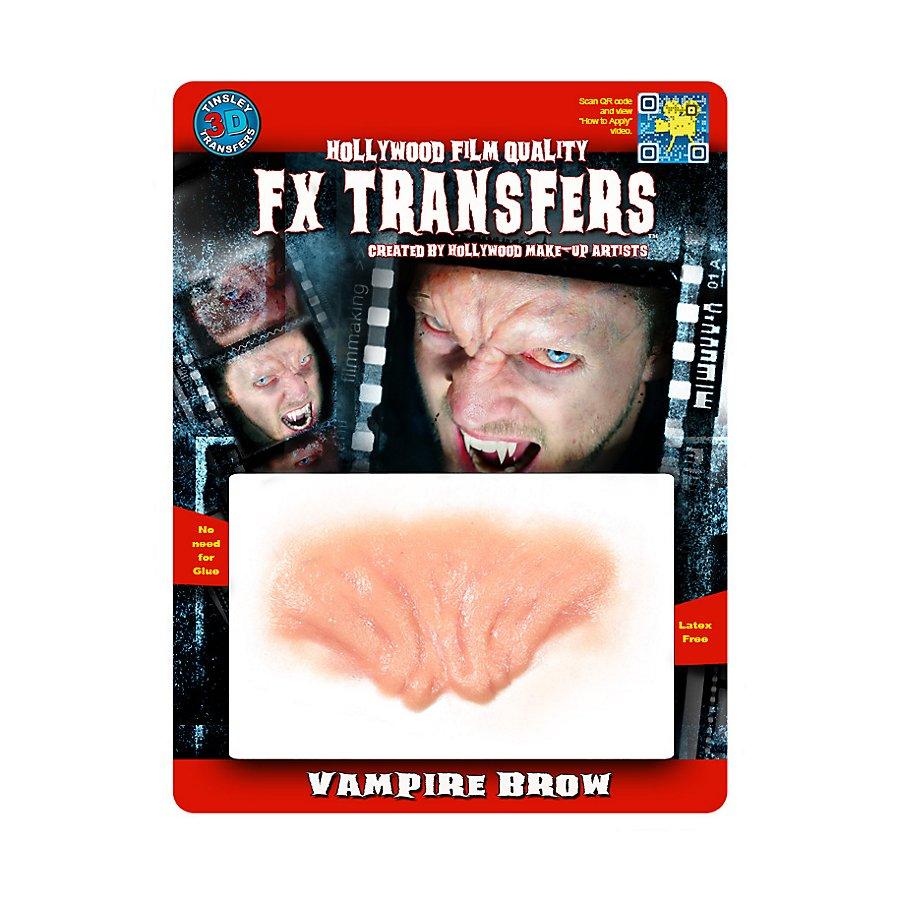 Vampirstirn 3D FX Transfers