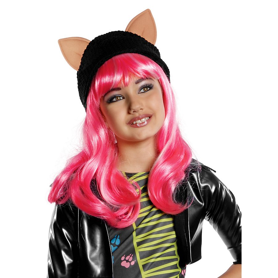 Monster High Howleen Wolf Kinderperücke