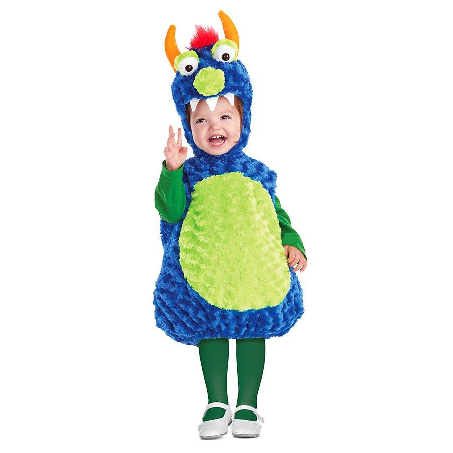 Plüsch Monster Kinderkostüm