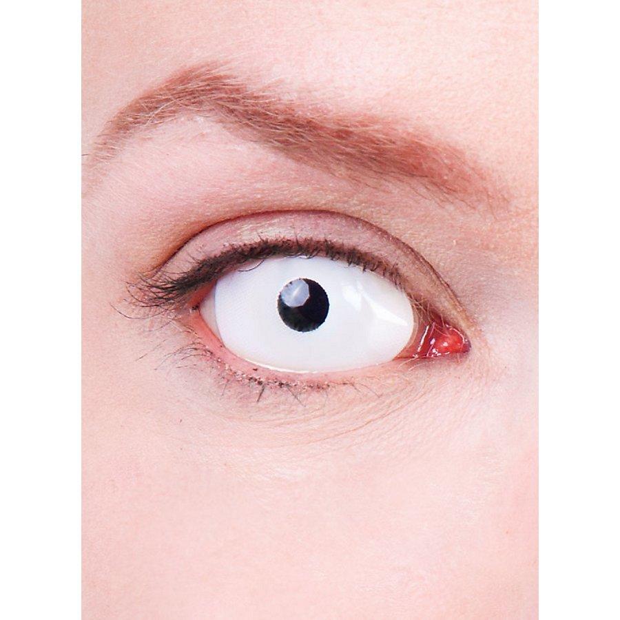 Sclera weiß Kontaktlinsen