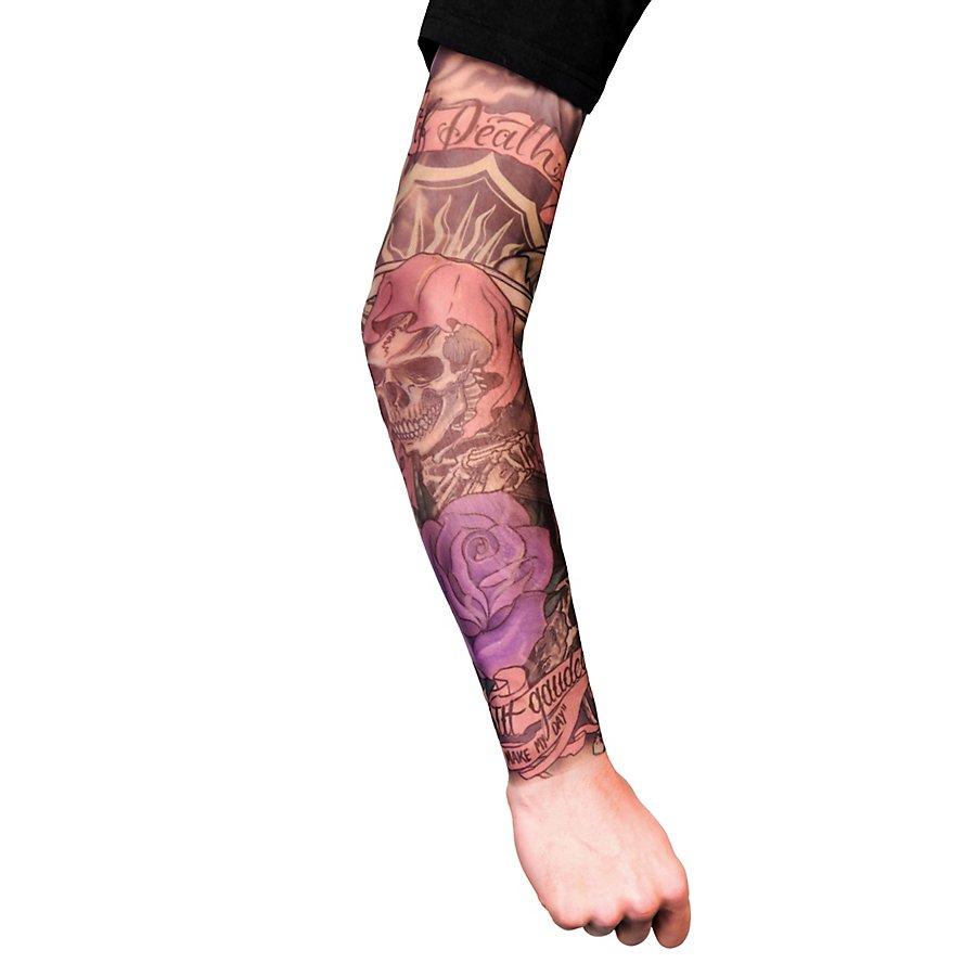 Death Tattoo Ärmel