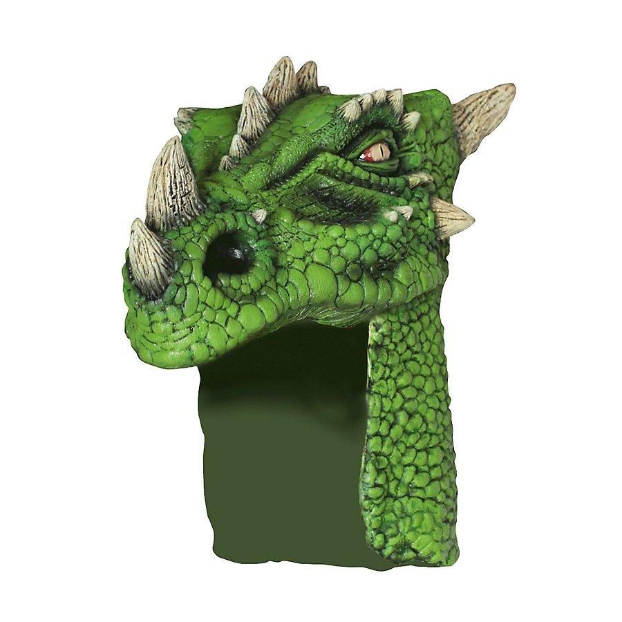 Drachenhelm grün