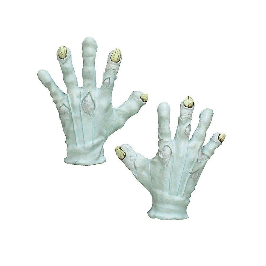 Horrorclown Hände