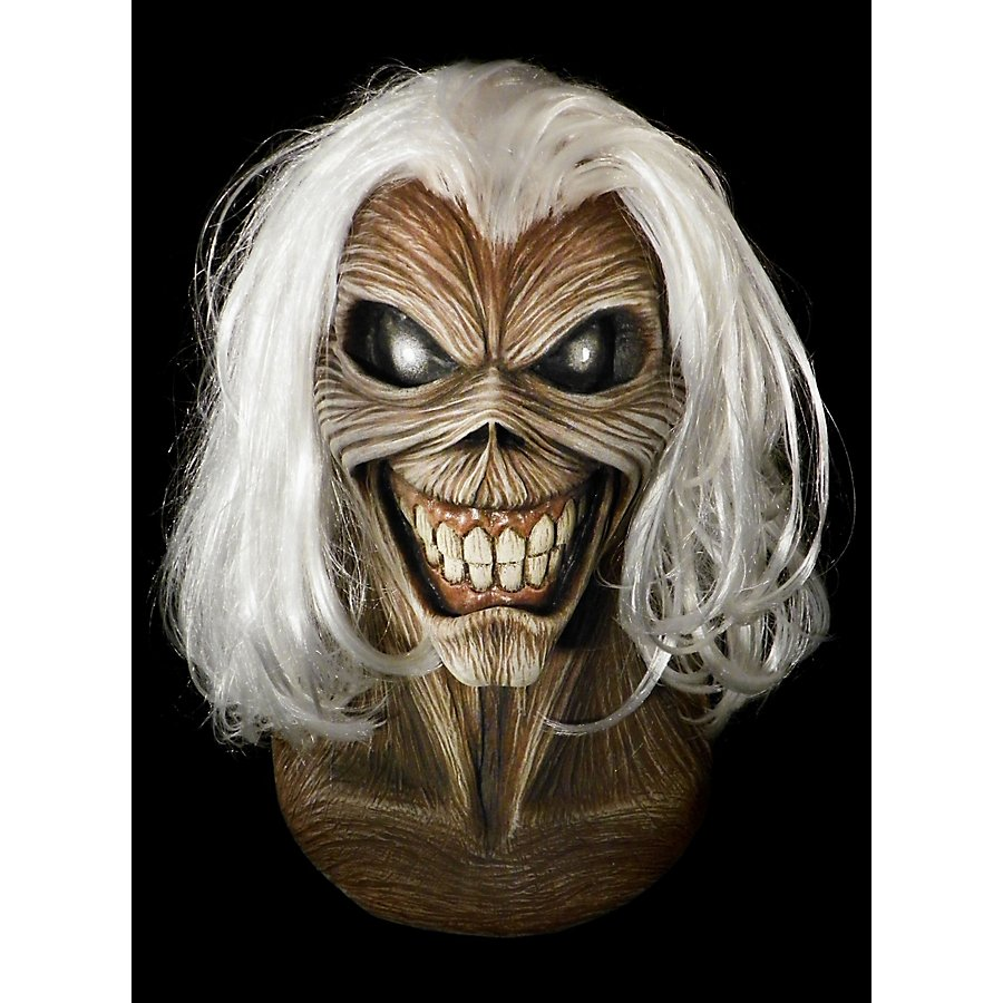 Iron Maiden Killers Maske