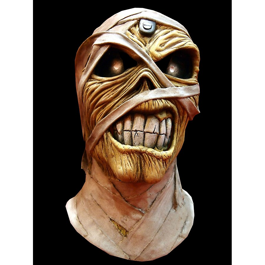 Iron Maiden Powerslave Maske