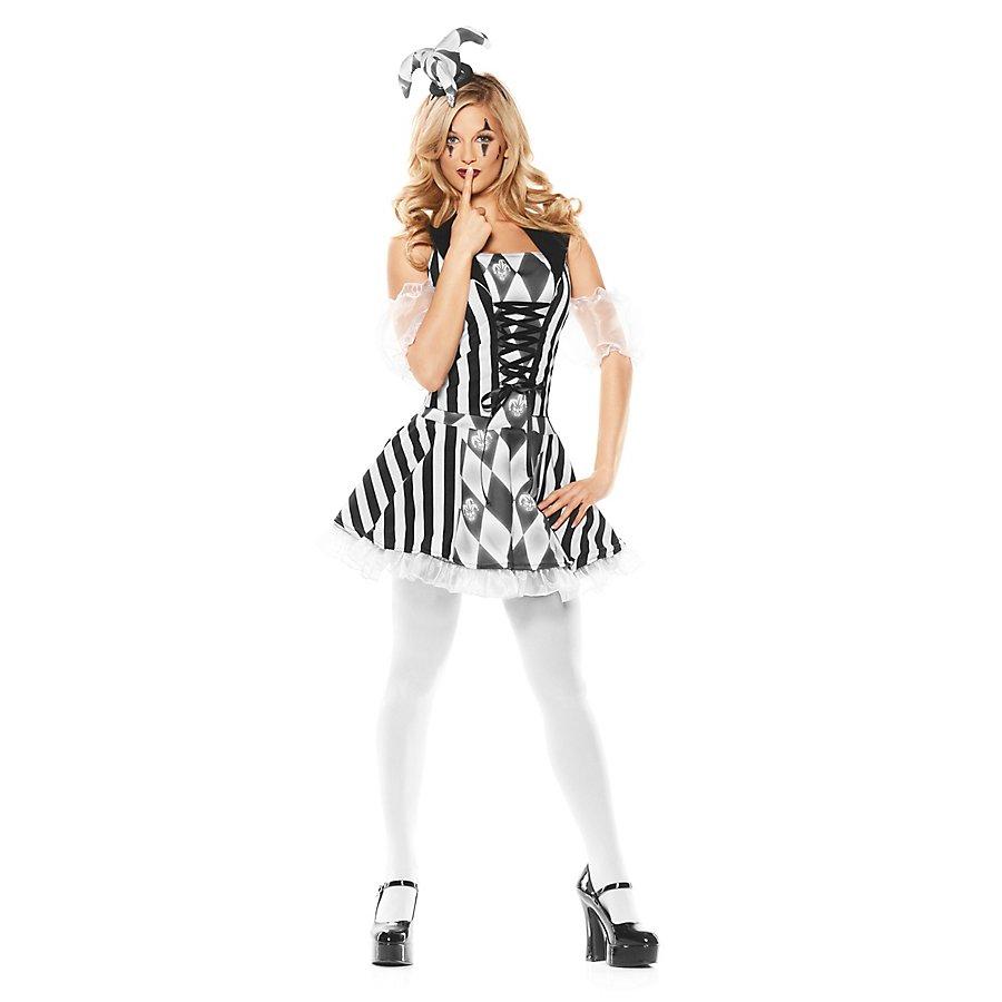 Harlekin Kostüm Dame