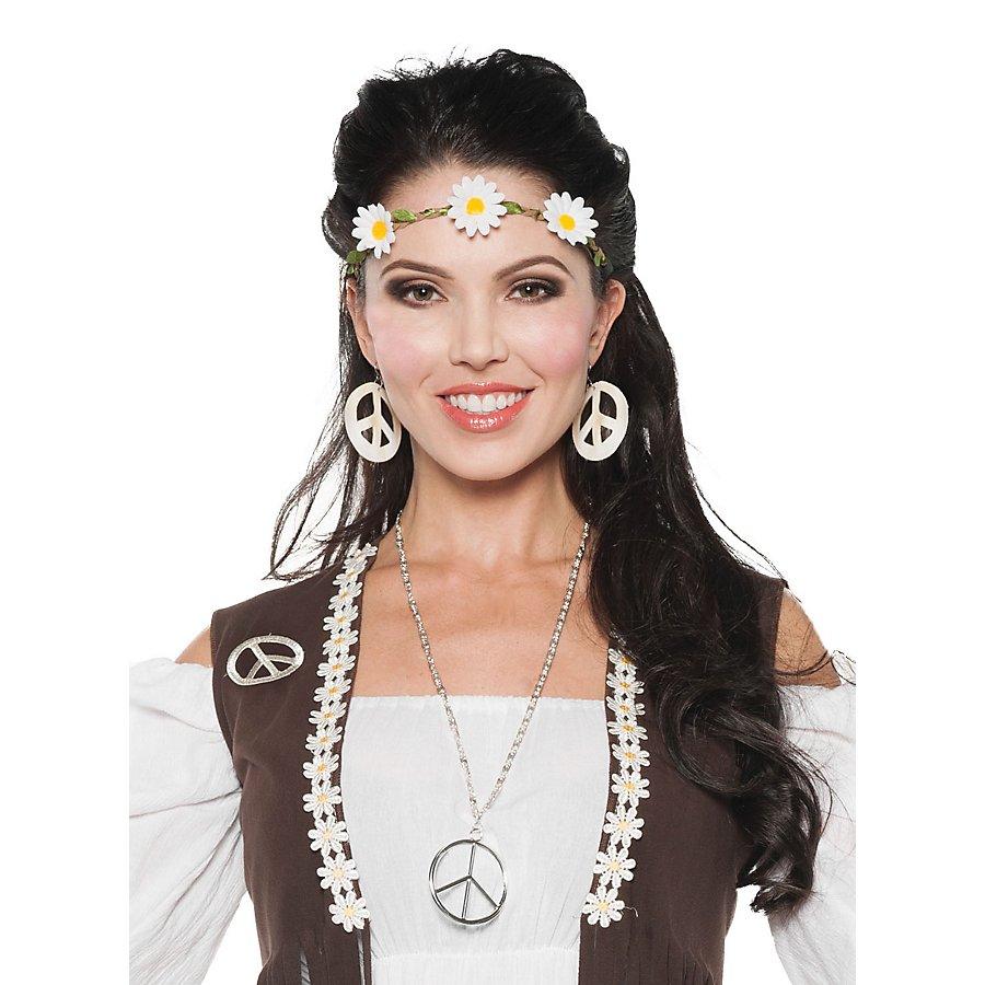 Hippie Stirnband / Hippie Kropfband