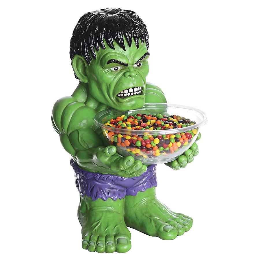 Hulk Süßigkeiten-Halter