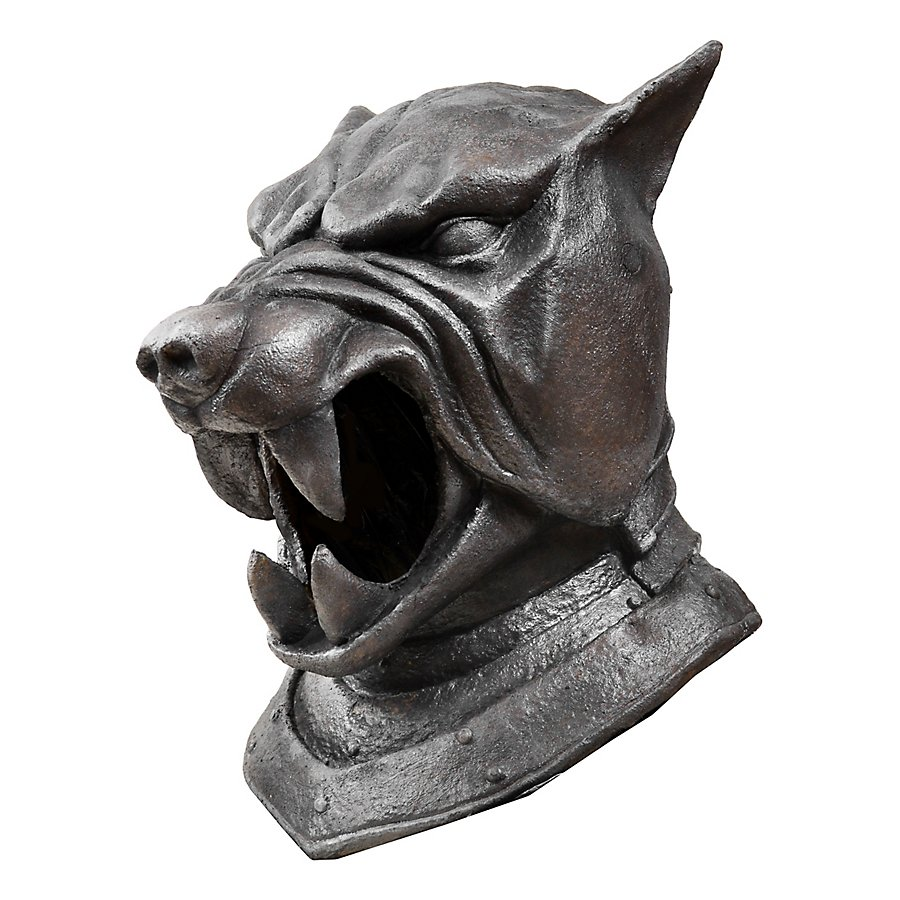 Game of Thrones Der Hund Helm