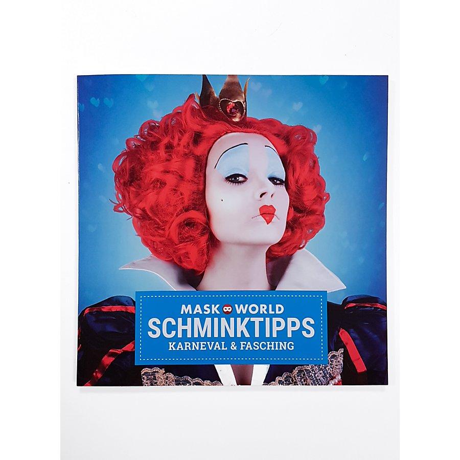 Buch: Schminktipps Karneval & Fasching