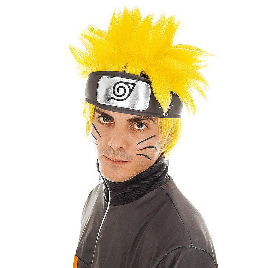 Naruto Perücke