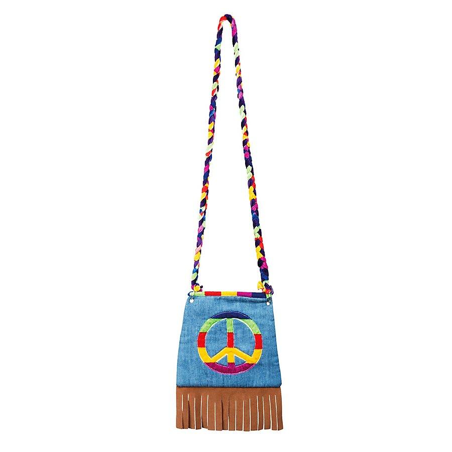 Hippie Peace Tasche