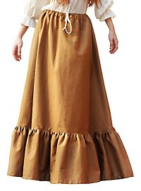 Medieval Skirt brown