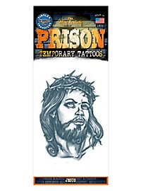 Jesus Temporary Prison Tattoo