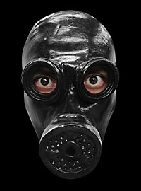 Gas Mask black Horror Mask