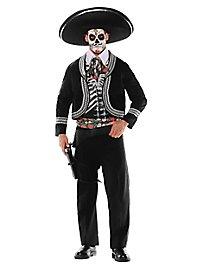 Skelett Bräutigam Kostüm