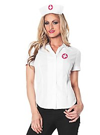 Krankenschwester Uniform Bluse