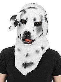 Dalmatiner Maske mit beweglichem Mund
