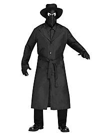Dunkler Spion Kostüm