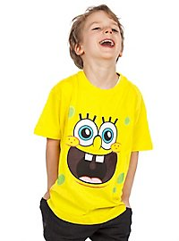 Spongebob Kinder T-Shirt Happy Face