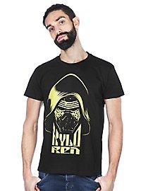 Kylo Ren T-Shirt Porträt