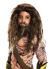 Aquaman children wig and beard