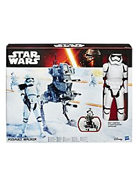 Star Wars Figuren-Set Stormtrooper & Assault Walker