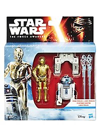 Star Wars Figuren-Set R2D2 & C-3PO