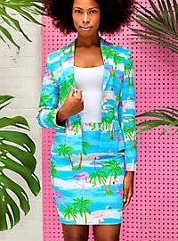 Tailleur OppoSuits Flamingirl